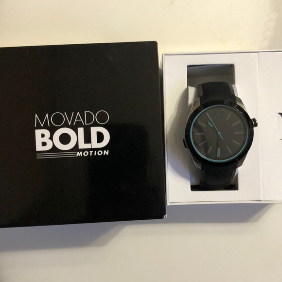 Movado BOLD motion smart watch. M 5aa3d8aba4c485d7e8e30a5d 612a69cf7